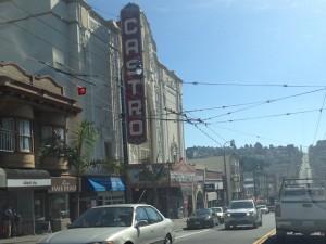 San Francisco - Castro - cinema © Alessandra Colucci