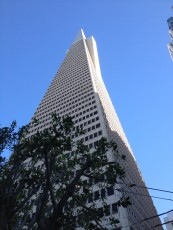San Francisco - Financial District - Transamericana Pyramid © Alessandra Colucci