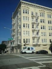 San Francisco - Haight Ashbury - victorian building © Alessandra Colucci