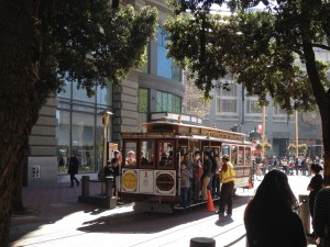 San Francisco - cable car © Alessandra Colucci