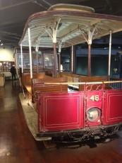San Francisco - cable car museum - carrozza © Alessandra Colucci