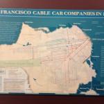 San Francisco - cable car museum - linee 1893 © Alessandra Colucci