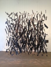 San Francisco - de Young Museum - Cornelia Parker - Anti-Mass © Alessandra Colucci
