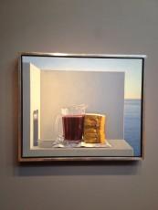 San Francisco - de Young Museum - David Ligare - Still life © Alessandra Colucci
