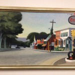San Francisco - de Young Museum - Edward Hopper - Portrait of Orleans © Alessandra Colucci