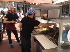 San Francisco - indian street food - staff © Alessandra Colucci