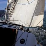 San Francisco - la barca a vela © Gabriella Sannino