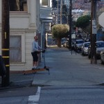 San Francisco - street sport © Alessandra Colucci