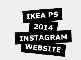 IKEA - Instagram website