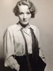 London - Design Museum - Marlene Dietrich [attrice] © Alessandra Colucci