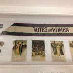 London - Design Museum - cartoline pro-suffragio © Alessandra Colucci