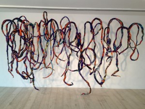 London - Hayward Gallery - Sheila Hicks © Alessandra Colucci