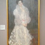 London - National Gallery - Gustav Klimt - Portrait of Hermine Gallia © Alessandra Colucci