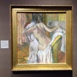 London - National Gallery - Hilaire-Germain-Edgar Degas - After the bath © Alessandra Colucci