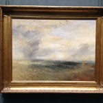 London - National Gallery - Joseph Mallord William Turner - Margate from the sea © Alessandra Colucci