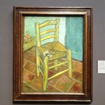 London - National Gallery - Vincent van Gogh - Van Gogh's Chair © Alessandra Colucci