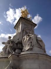 London - Queen Victoria Memorial © Alessandra Colucci
