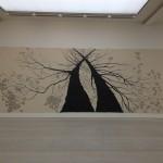 London - Saatchi Gallery - Diego Mendoza Imbachi - Graphis Natura © Alessandra Colucci
