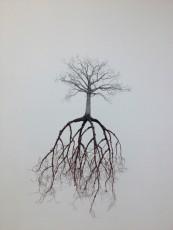 London - Saatchi Gallery - Jeorge Mayet - De mis vivos y mis muertos © Alessandra Colucci
