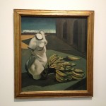 London - Tate Modern - Giorgio de Chirico - The Uncertainty of the poet © Alessandra Colucci