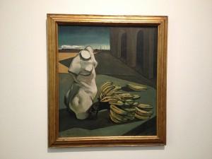 London - Tate Modern - Giorgio de Chirico - The Uncertainty of the poet © Alessandra Colucci