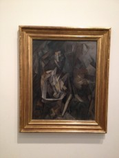 London - Tate Modern - Pablo Picasso - Seated nude © Alessandra Colucci