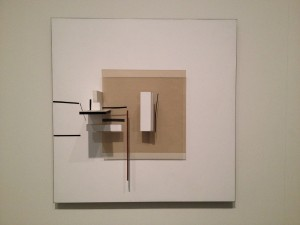 London - Tate Modern - Victor Pasmore - Synthetic Construction © Alessandra Colucci