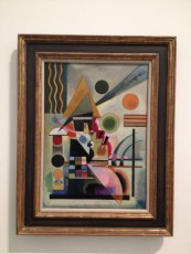 London - Tate Modern - Wassily Kandinsky - Swinging © Alessandra Colucci
