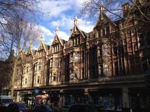 London - case vittoriane © Alessandra Colucci