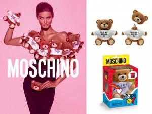 Moschino - packaging