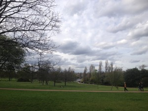 London - Hide Park © Alessandra Colucci