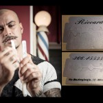 La Barberia di Riccardo - business card