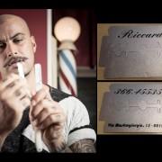 La Barberia di Riccardo - business card