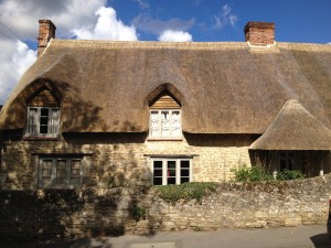 Iffley - old house