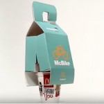 McDonald's - McBike packaging