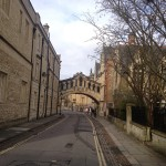 Oxford - Bridge of Sighs