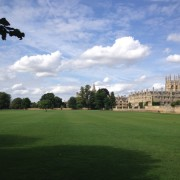 Oxford - Christ Church Meadow