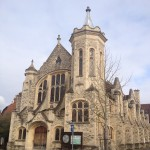 Oxford - Cowley Road - chiesa