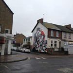 Oxford - Cowley Road - graffiti