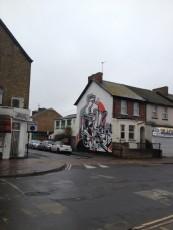 Oxford - Cowley Road - graffiti