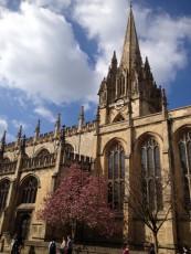 Oxford - High Street - Magdalen College