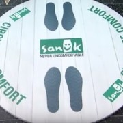 Sanuk - ambient + direct marketing