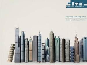 The Cité Architecture Museum - advertising campaign