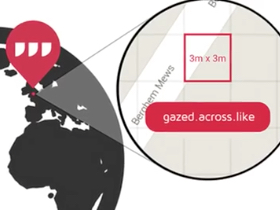What3Words - app