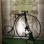 Woodstock - museo - bicicletta XIX sec © Alessandra Colucci