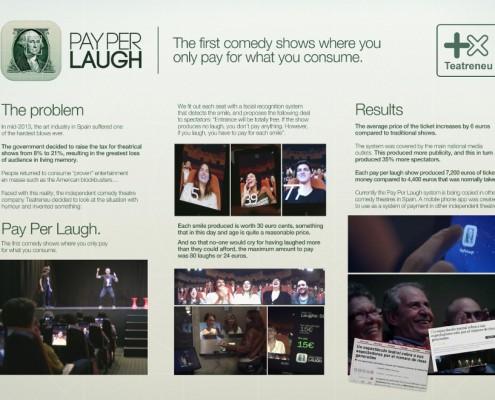 Teatreneu - ambient marketing