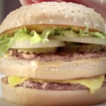 Burger King - pubblicità comparativa
