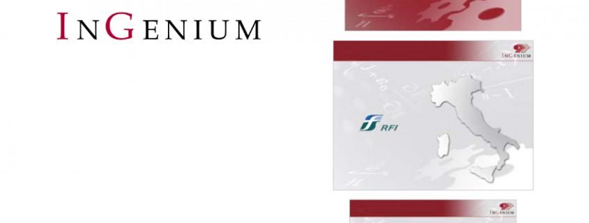 InGenium - brand identity