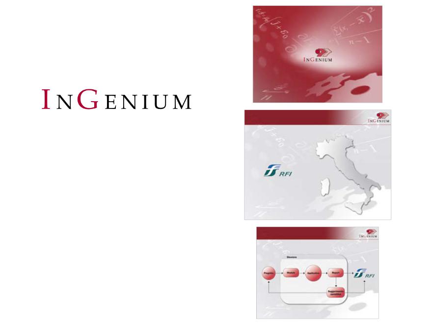 InGenium - materiale di presentazione