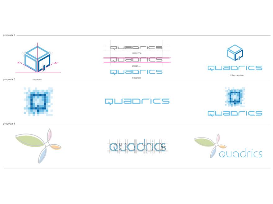 Quadrics - ipotesi marchio